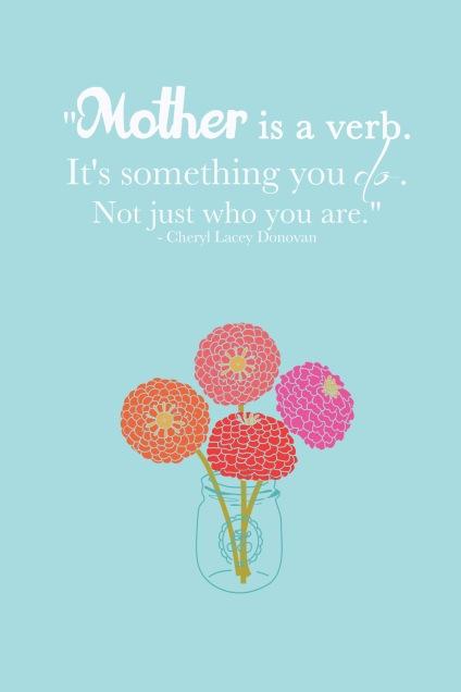 motherverb